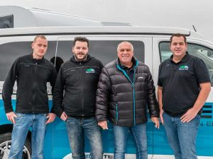 Team von Reisemobile Hartstein in Villingen-Schwenningen