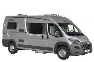 Van M aussen - Reisemobile Hartstein - Villingen-Schwenningen