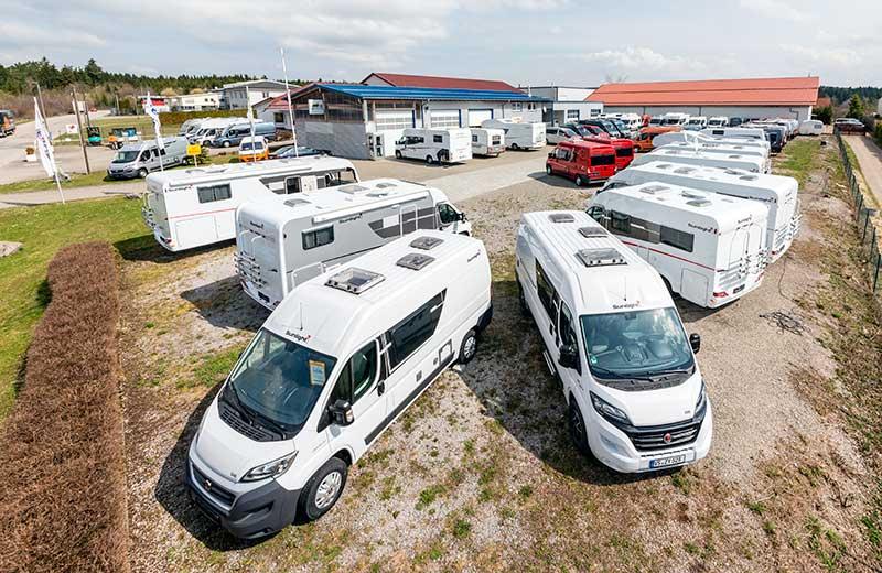 Hartstein Camper - Reisemobile Hartstein - VS