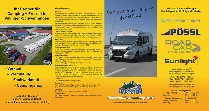 Download - Reisemobile Hartstein - Villingen-Schwenningen